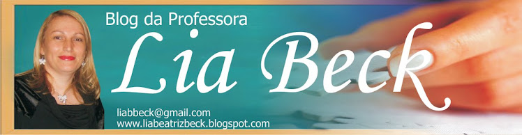 Blog da Profª Lia Beatriz Beck