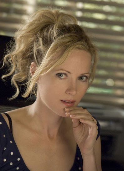 Did Leslie Mann get cast in movies like Knocked Up and Funny People because ...