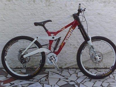 Bikes Usadas BIKE USADA KONA stab
