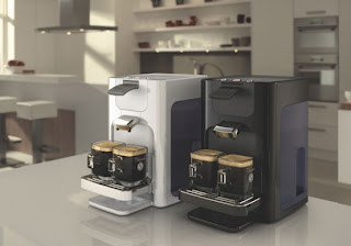 Modern Home Coffee Machine Design