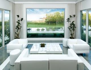 Modern Design Celebrity homes Decoration Ideas