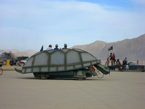 Design Turtle car Ideas
