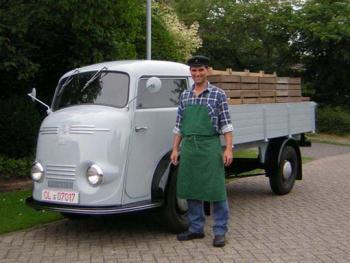 Car Classic Volkswagen with Design Tempo Matador