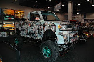 Cool and Nice Design Monster Truck Car