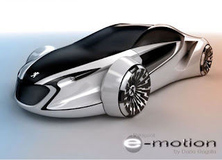 Peugeot concept car Design Ideas