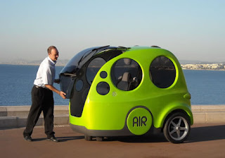 Design concept car MDI airpod Ideas