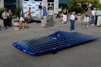 Design Concept Solar Cars in Lancaster for Future
