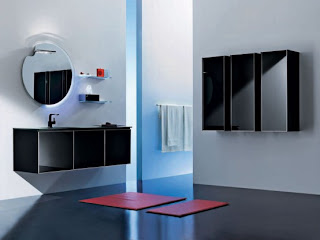 Design Modern Black Bathroom Furniture Collection-a perfect example of amazing modern and minimalist furniture  Design Modern Black bathroom furniture of collection by Stemik living
