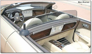 Famous Luxury Modern Design The Chrysler Phaeton Concept Car