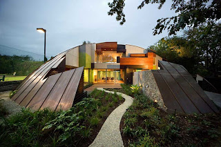 new famous decoration Experimental house designs