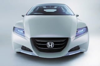 Modern Design Model Honda Futuristic concept car for Future