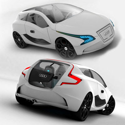 audi concept car 2012