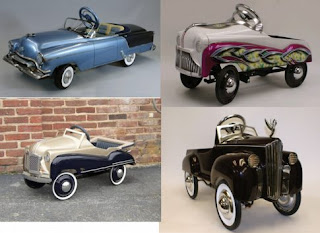 Blowout Pedal Car Auction Comming to Hershey PA