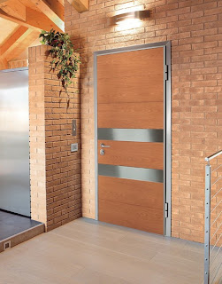 Interior and Exterior Doors modern design decorate