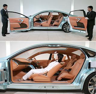 Car Nissan unveils