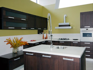 Design Modern kitchen decorate