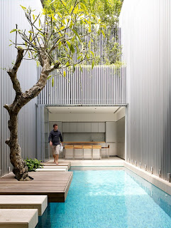 Greats modern minimalist house design