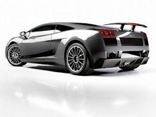 Lamborghini Gallardo Auto Car
