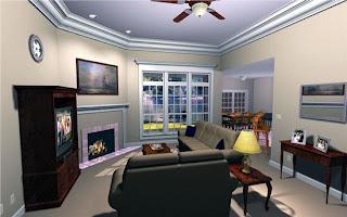 Europe Classic Interior Design