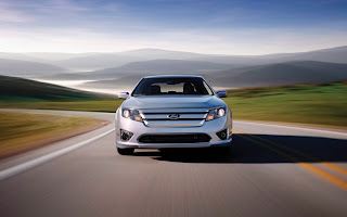 2010 Ford Fusion Hybrid is