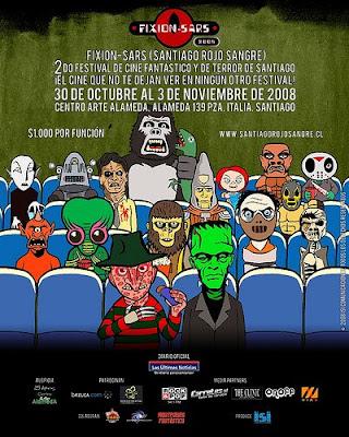 Fixion-sars Festival de Cine Fantástico y de Terror