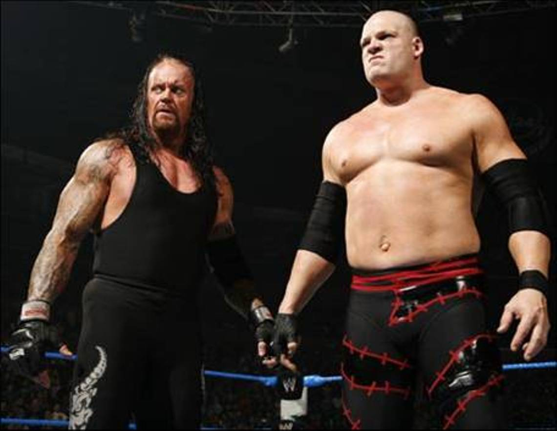 Undertaker And Kane In Real Life PWB's Choic...