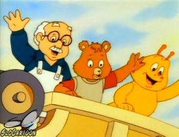 emission jeunesse teddy ruxpin