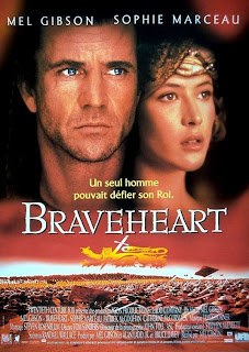 movie posters braveheart