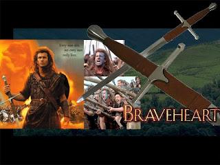 braveheart sword