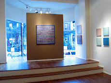 "Review: Cate McQuaid on ""Contemplating the Horizontal"" at Arden, from The Boston Globe, 12.17.08"