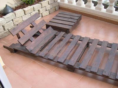 Muebles Reciclados Con Palets y Bobinas, Muchisimos Imagenes ...