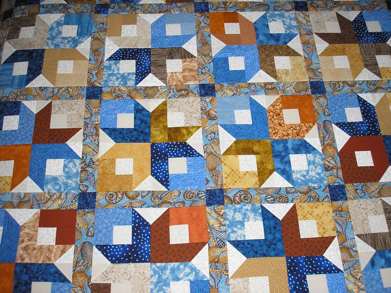 Another Day In Pensacola: Boxy Stars and Beach Cottage : boxy stars quilt - Adamdwight.com