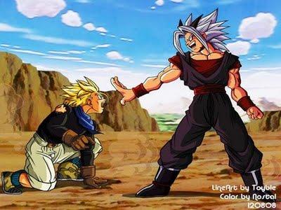 Dragon Ball Af Story