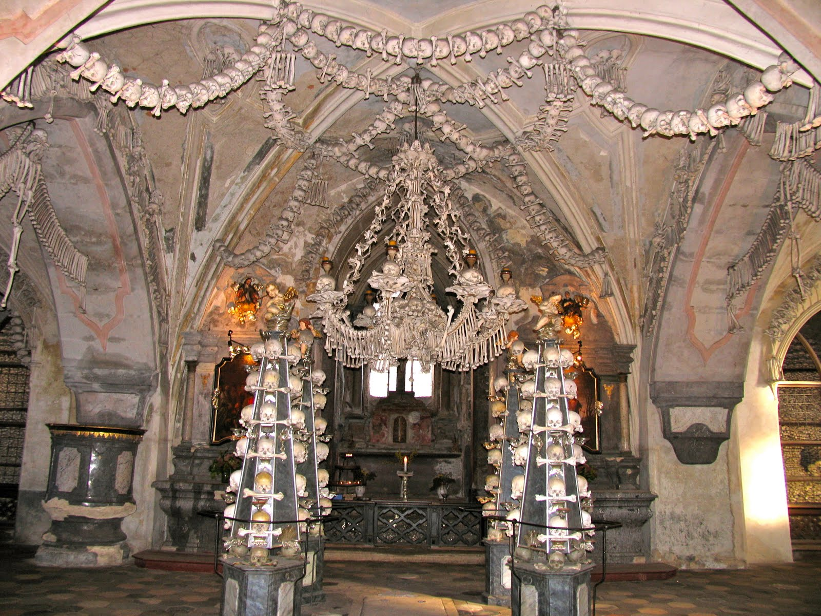Kutna Hora Czech Republic  city pictures gallery : Caren Travels: Kutna Hora, Czech Republic