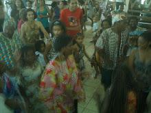 DESFILE DA BELEZA NEGRA. a Festa