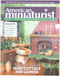 American Miniaturist Cover July 2009