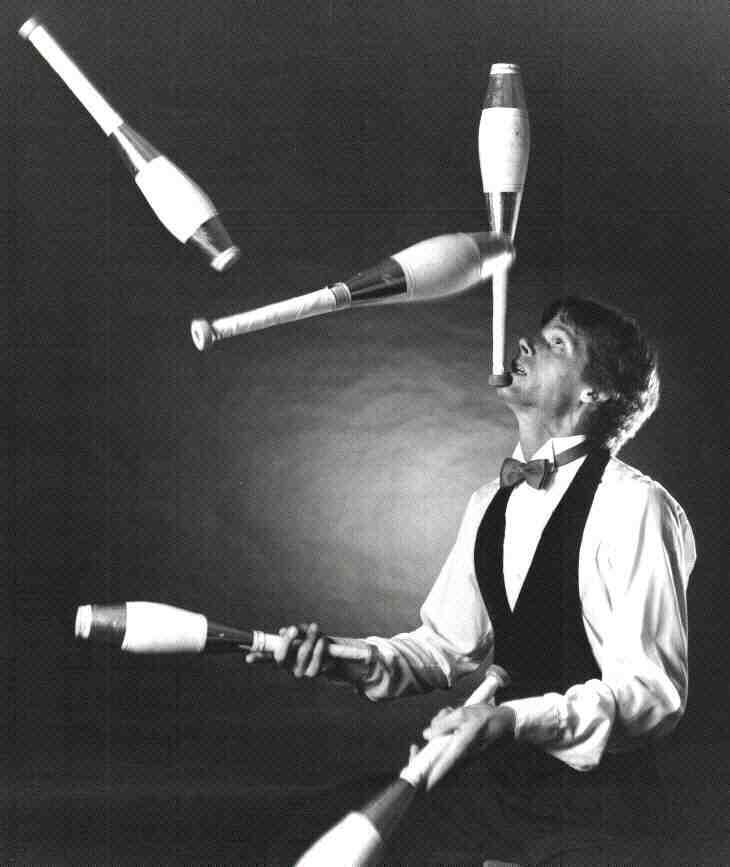 juggling