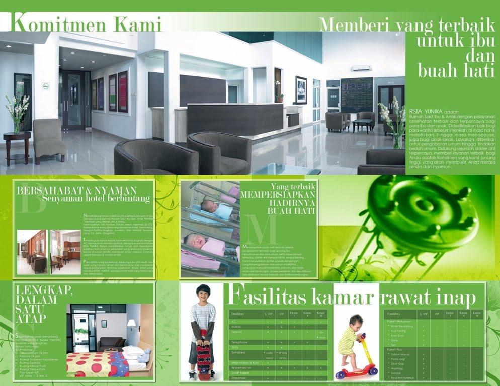contoh brosur rumah sakit