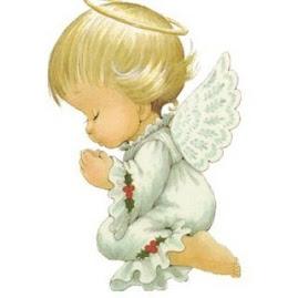 Anjo da Guarda Cuida da Minha Luizinha