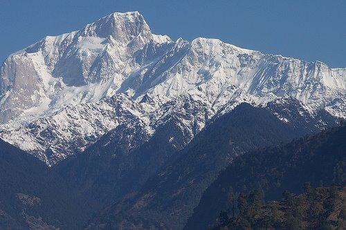 हिमालय  की  गोद  से