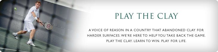 Play The Clay