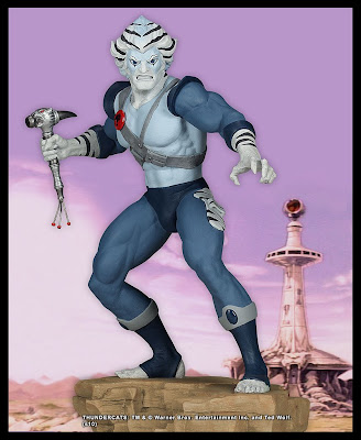Gali Thundercats on Thundercats  Bengali Statue  And Mumm Ra