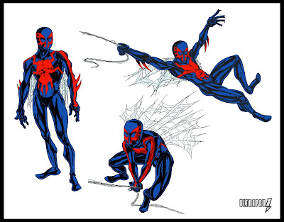 jimsmash spiderman 2099 in quotspiderman shattered