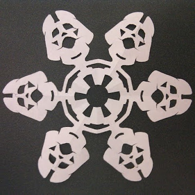 STAR WARS SNOWFLAKES 400x400 - 40.04K - jpeg 2.bp.blogspot.com [ View full size ]
