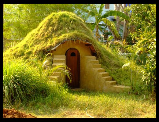 Jimsmash build your own hobbit home for Diy build your own house