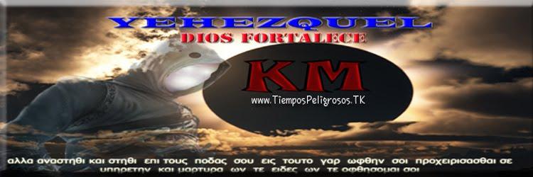 Tiempos Peligrosos - Kevin Mercado Blog