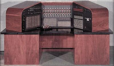 El Electronium en los años 60