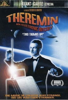 Edición en DVD del documental sobre la vida de Theremin