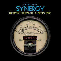 El ltimo CD de Synergy publicado, Reconstructed Artifacts