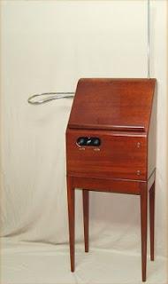 El clásico modelo de theremin de RCA